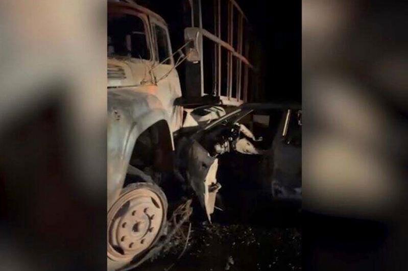 Два человека погибли в страшном ДТП в Жамбылской области