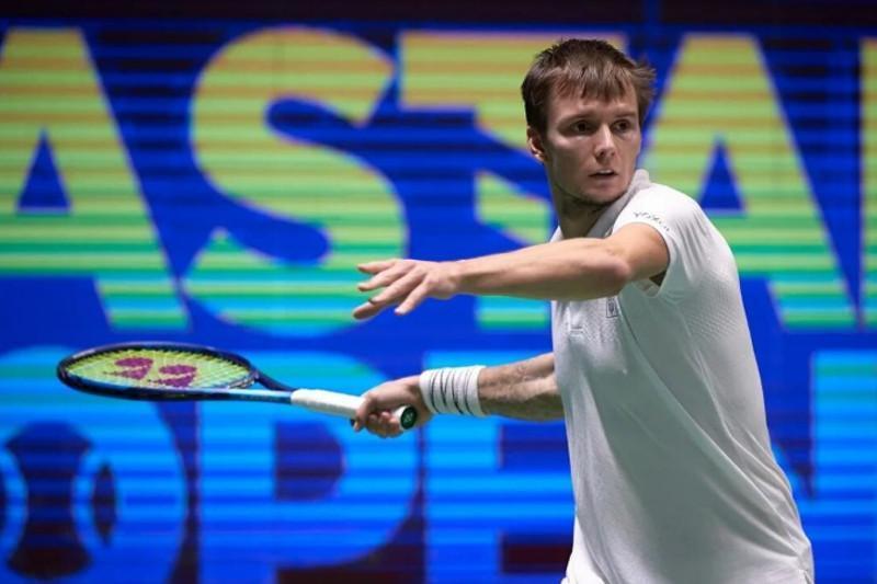 巴伯里克晋级阿斯塔纳网球公开赛1/4决赛