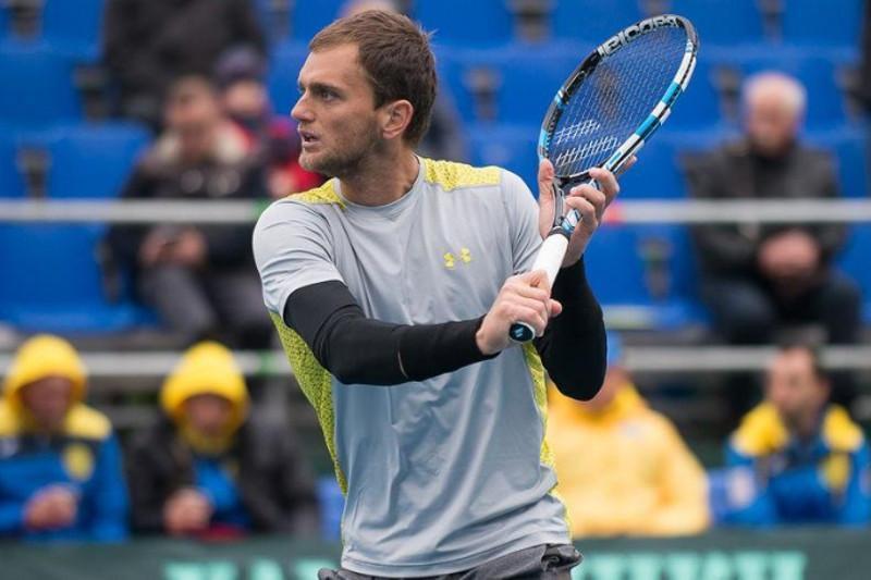 Казахстанские теннисисты не смогли выйти в полуфинал турнира Аstana Оpen