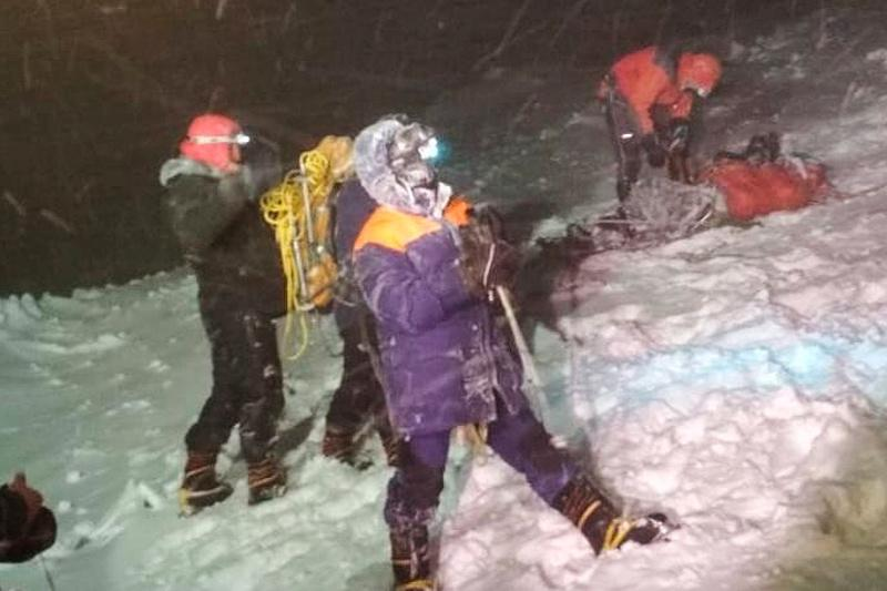Doctors report two Elbrus climbers currently in intensive care