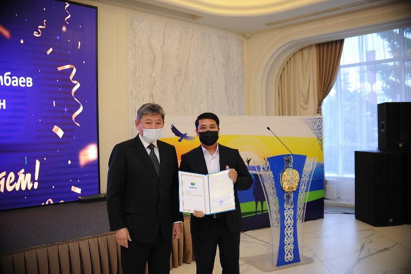 Лучших работников сферы туризма наградили в Акмолинской области