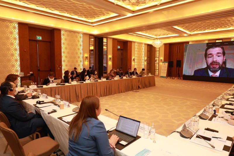 Вопросы правового регулирования некоммерческих организаций обсудили казахстанские и международные НПО