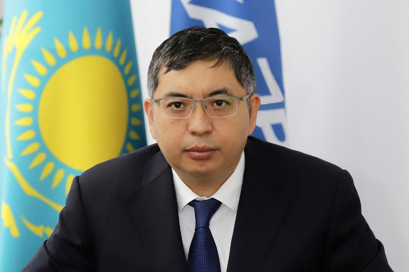 New Chairman of Board of Kazpost named