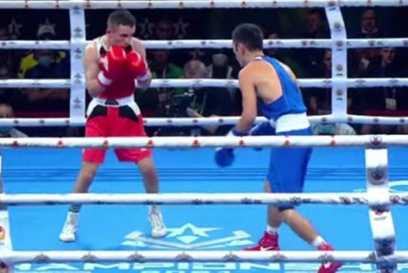 Два казахстанских боксера прошли в финал чемпионата мира среди военнослужащих