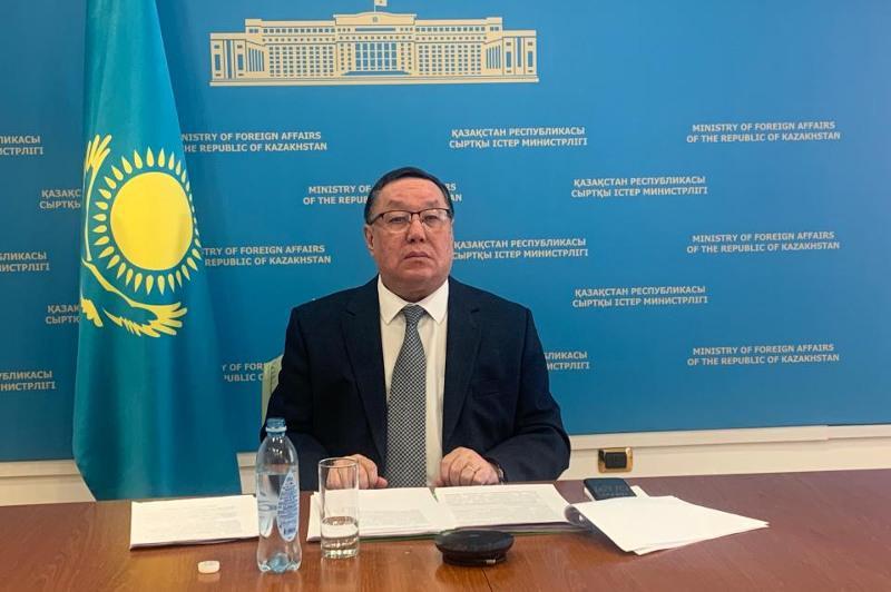 Dialogue platform on human dimension under Kazakh MFA discusses ensuring human rights