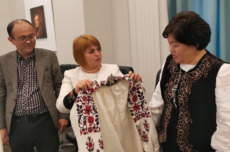 Мангистауский музей подписал меморандум о сотрудничестве с Шевченковским нацзаповедником