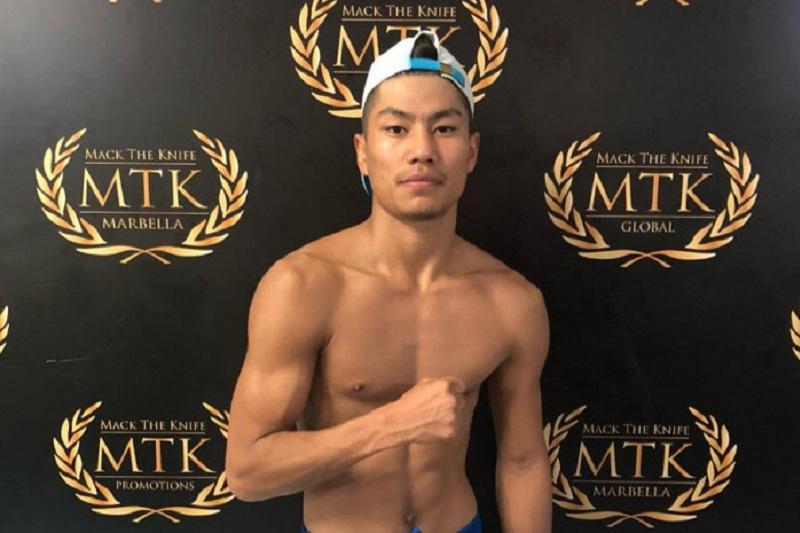 Казахстанский боксер Султан Заурбек вошел в ТОП-15 рейтинга WBO
