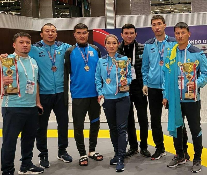 Qazaqstandyq parasportshylar Eýropa chempıonatynan 4 medal jeńip aldy