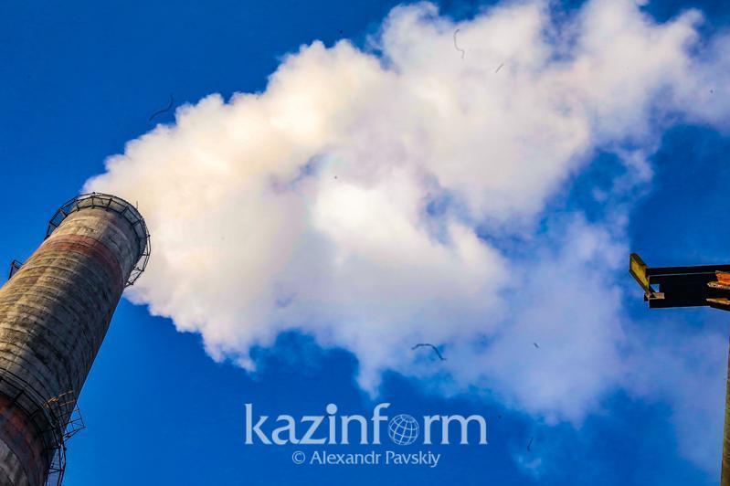 25 qyrkúıekte Nur-Sultanda aýa sapasy nasharlaıdy
