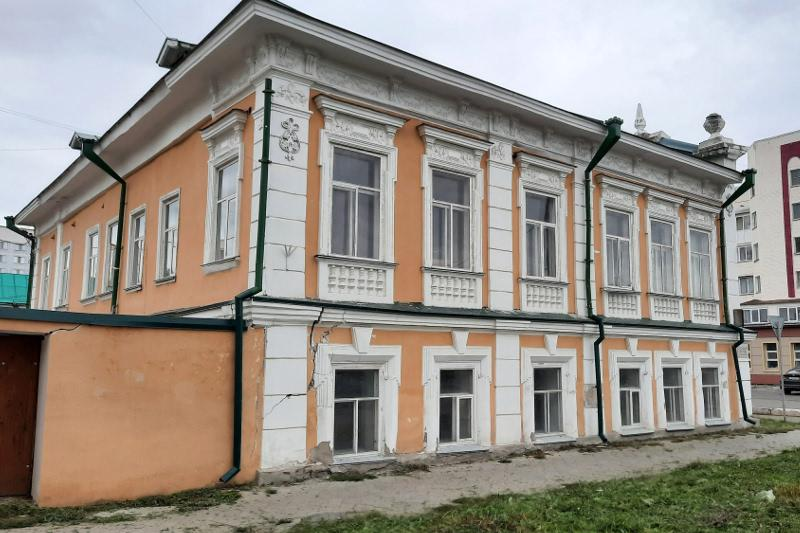 Дом невесты в Петропавловске: здание требует срочной реставрации