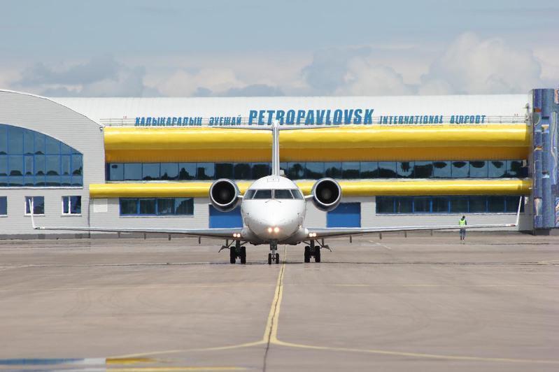 Банкрот деп танылған Петропавл халықаралық әуежайының қазіргі жағдайы қандай