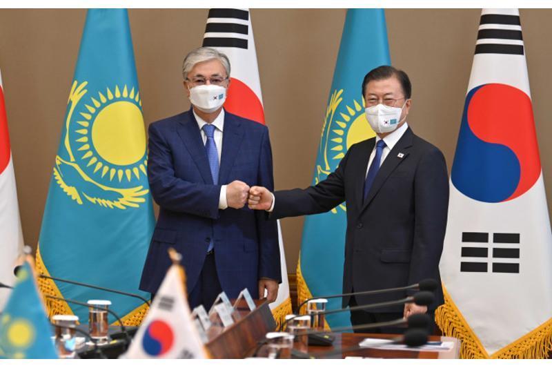 Мемлекет басшысының Оңтүстік Кореяға сапары жайлы жаңа деректі фильм шықты