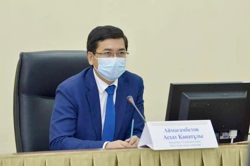Асхат Аймагамбетов: Необходимо усилить работу по повышению защищенности наших детей