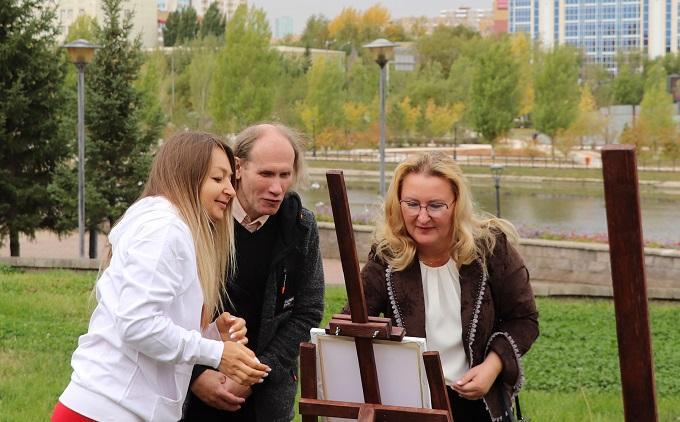 Цикл мастер-классов посвятили 100-летию польского фантаста Лема в Нур-Султане