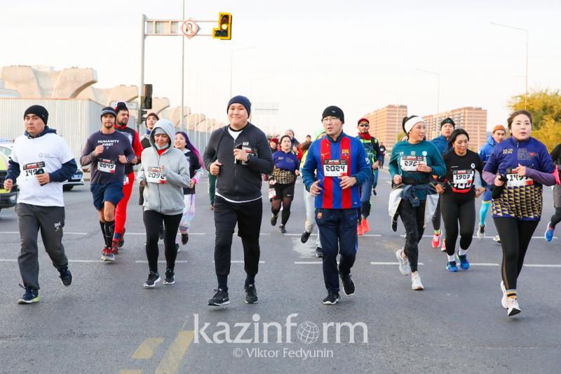 Astana Marathon-2021: Қандай көшелер жабық тұр