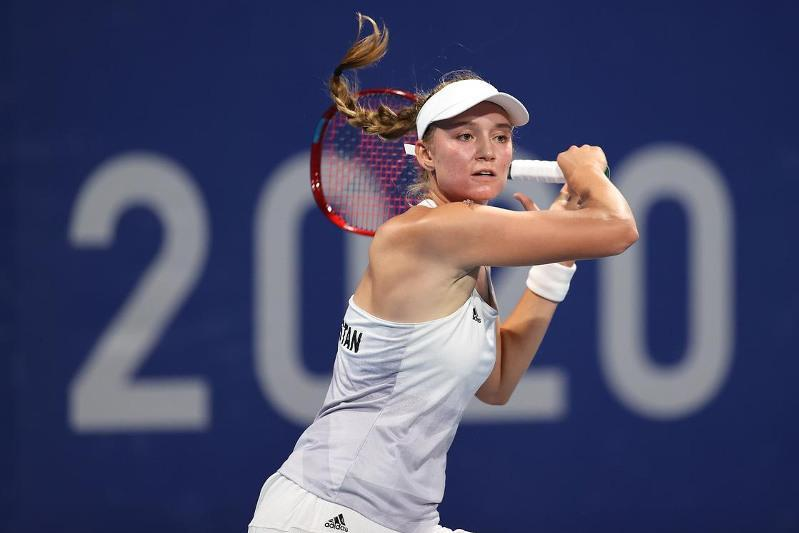 Kazakhstan's Rybakina misses out on WTA Ostrava Open 2021 semifinal