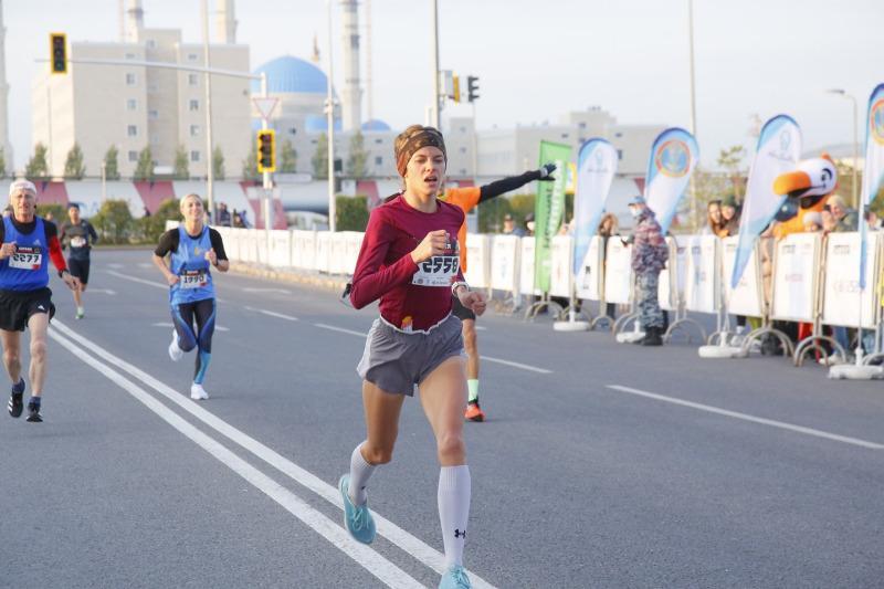 «Astana Marathon 2021» спорттық шарасына Швециядан келген азамат қатысты