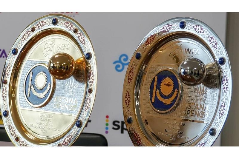 Определились соперницы казахстанских спортсменок наAstana Open WTA 250