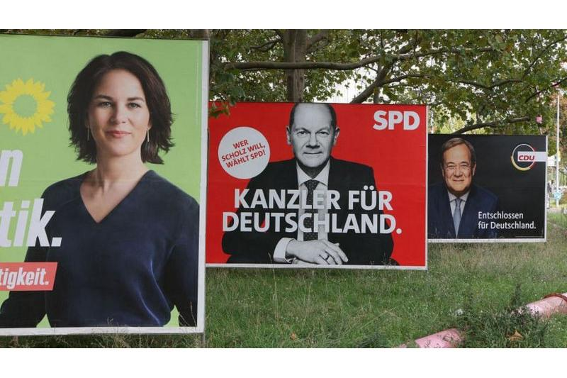 В Германии проходят первые с начала века выборы без Ангелы Меркель