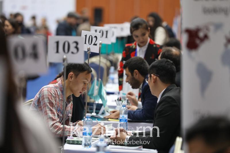 Более трех млн кадров подготовили казахстанские вузы за годы независимости
