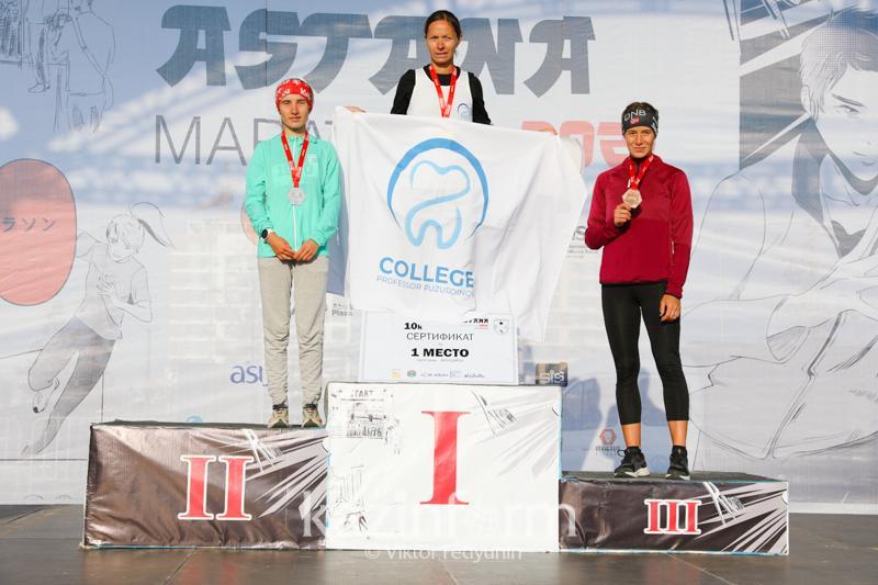 Имена победителей Astana Marathon 2021 назвали в столице