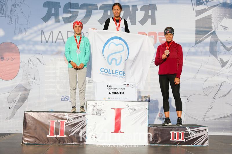 Astana Marathon 2021 жүгіру жарысының жеңімпаздары анықталды