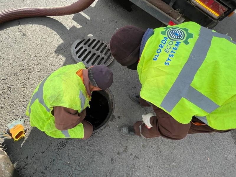 137 случаев несанкционированного подключения в сети ливневой канализации выявили в Нур-Султане