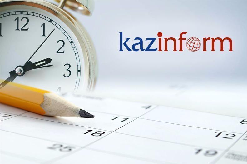 September 27. Kazinform's timeline of major events