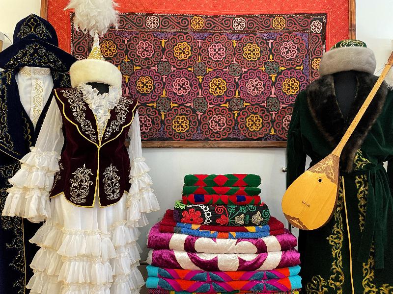 Свадебные костюмы разных этносов представили в ВКО