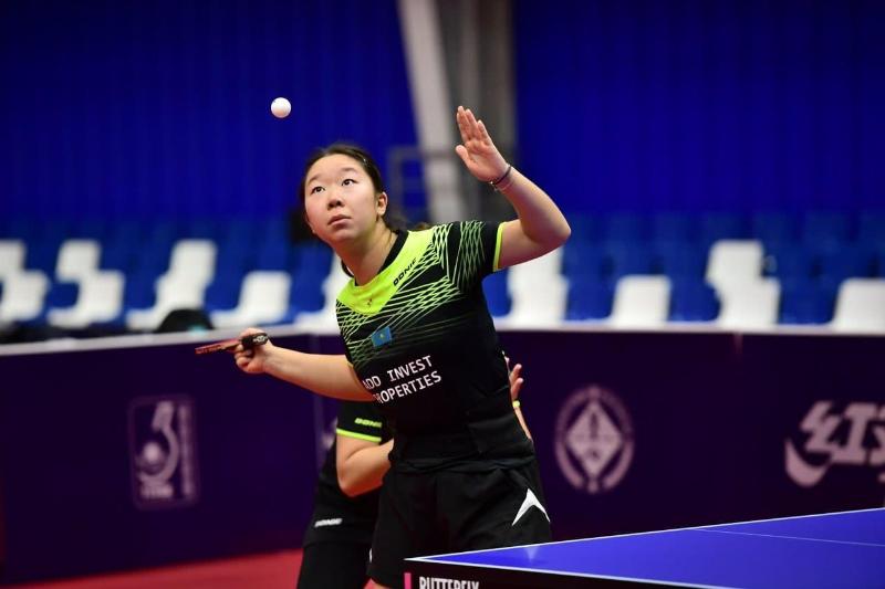 Казахстанцы выступят на чемпионате Азии по настольному теннису
