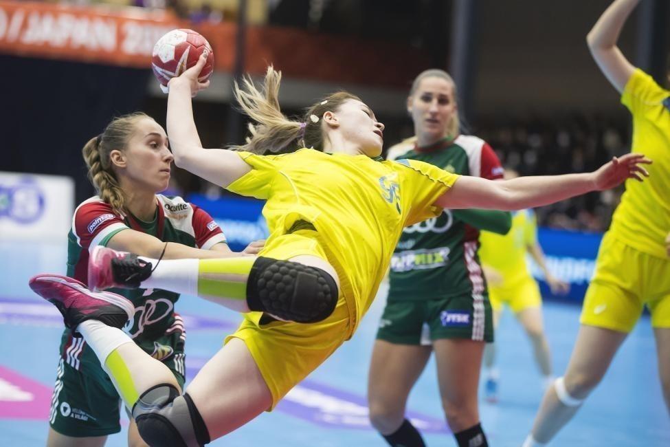 Казахстанские спортсменки завоевали «бронзу» чемпионата Азии по гандболу