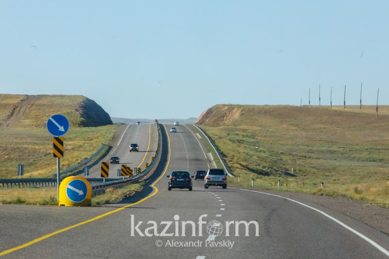 Автодорога «Мерке - Бурылбайтал» разгрузит транспортный поток между регионами