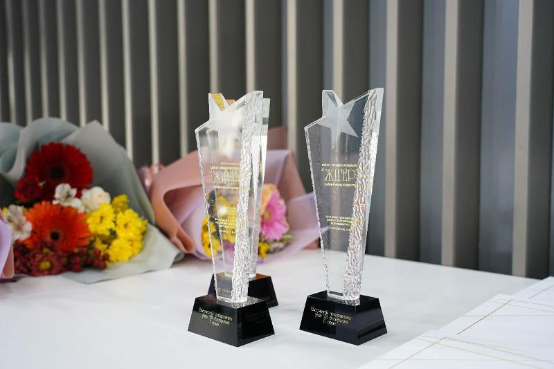 Победителей премии «Жігер - 2021» наградили в Нур-Султане