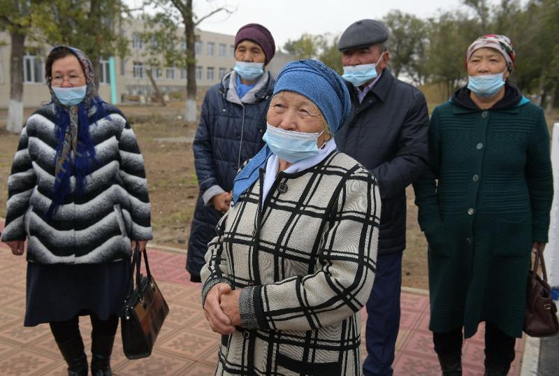 Первый зампред ПОФ «Nur Otan» о прямых выборах: Акимы вовлечены в проблемы села