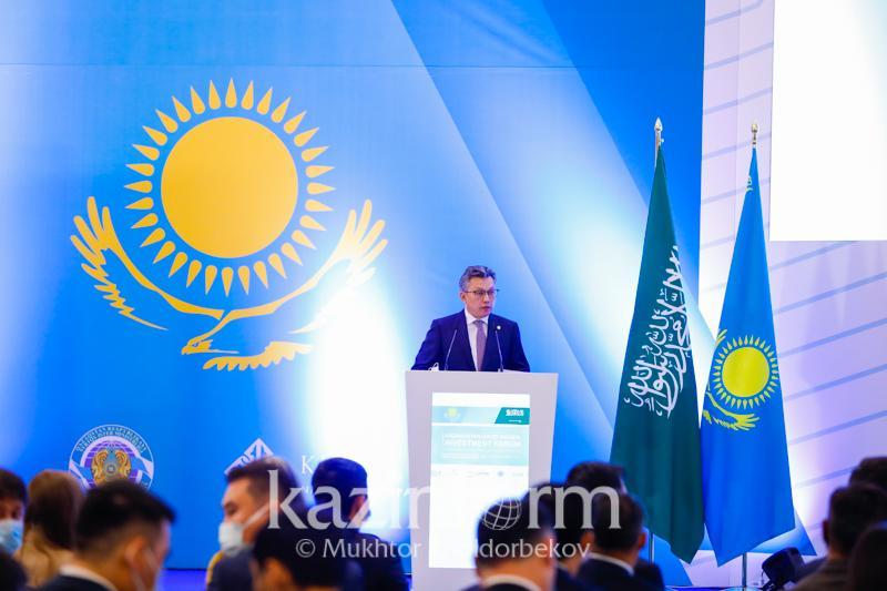 Kazakhstan suggests supplying its QazVac COVID-19 vaccine to Saudi Arabia