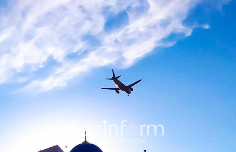 Грузовой самолет совершил экстренную посадку в Алматы: в аэропорту дали пояснения