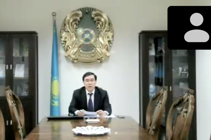 Round table dated to 30thanniversary of Kazakhstan's Independence held in Australia