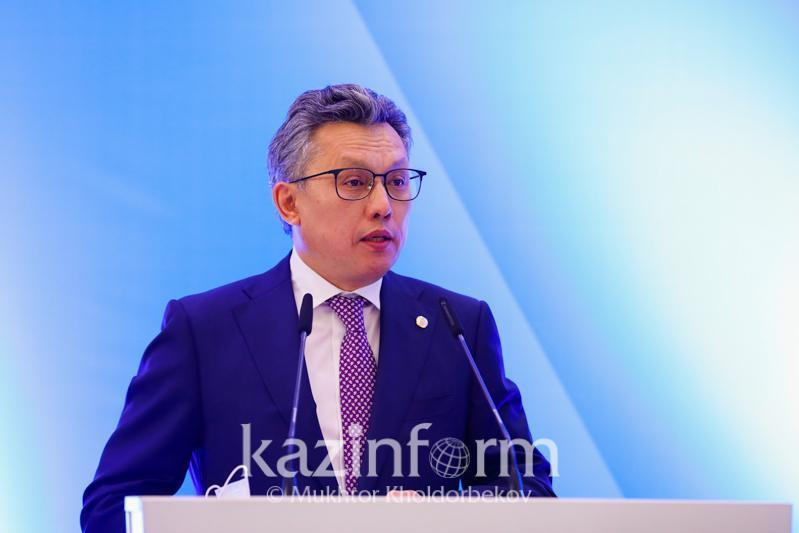 哈萨克斯坦—沙特阿拉伯联合投资商业论坛在努尔苏丹召开
