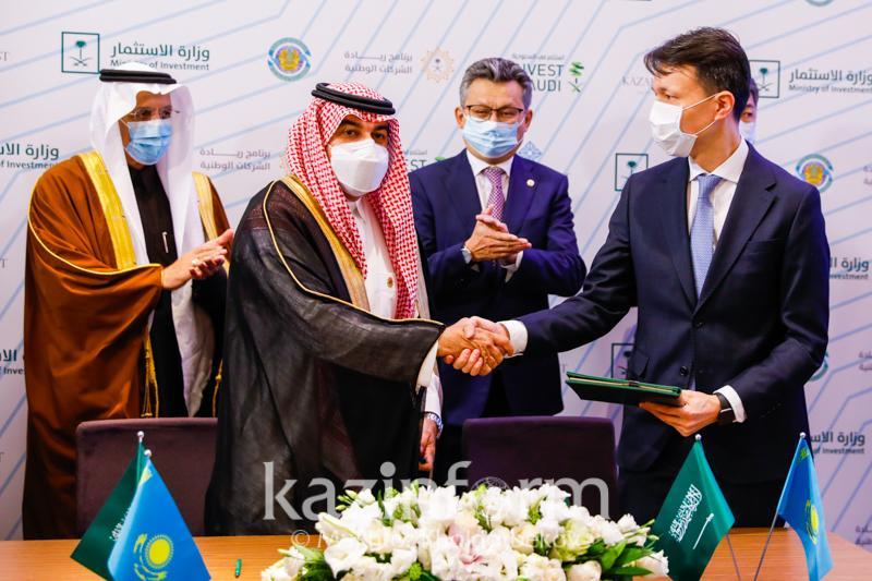 Более 30 компаний Саудовской Аравии рассматривают возможность инвестиций в Казахстан