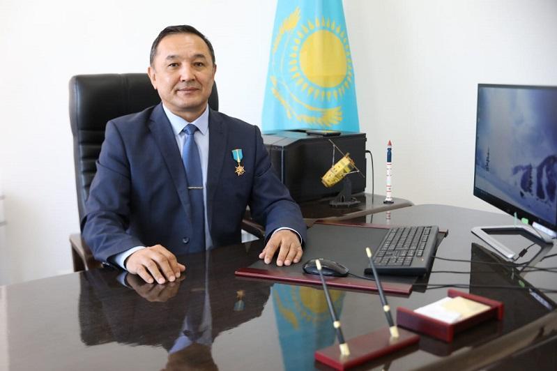 Айдын Аимбетов назначен председателем Правления нацкомпании «Қазақстан Ғарыш Сапары»