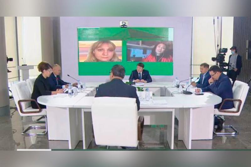 Важен конструктивный диалог власти и общества – Аида Балаева