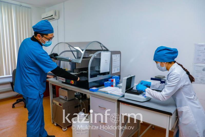 Медициналық заттарды зертханалық сынақтан өткізу орталығы құрылады