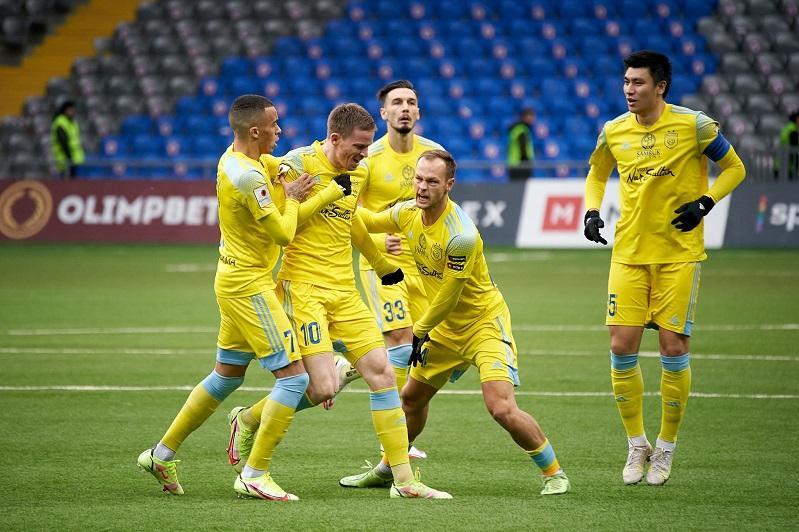 Fýtboldan Qazaqstan birinshiligi: «Astana» «Tobyldan» tórt upaıǵa uzap ketti