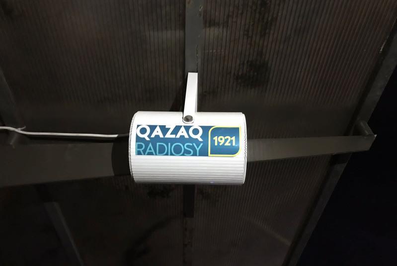 Almatyda avtobýs aıaldamasy budan bylaı «Qazaq radıosy» dep atalady