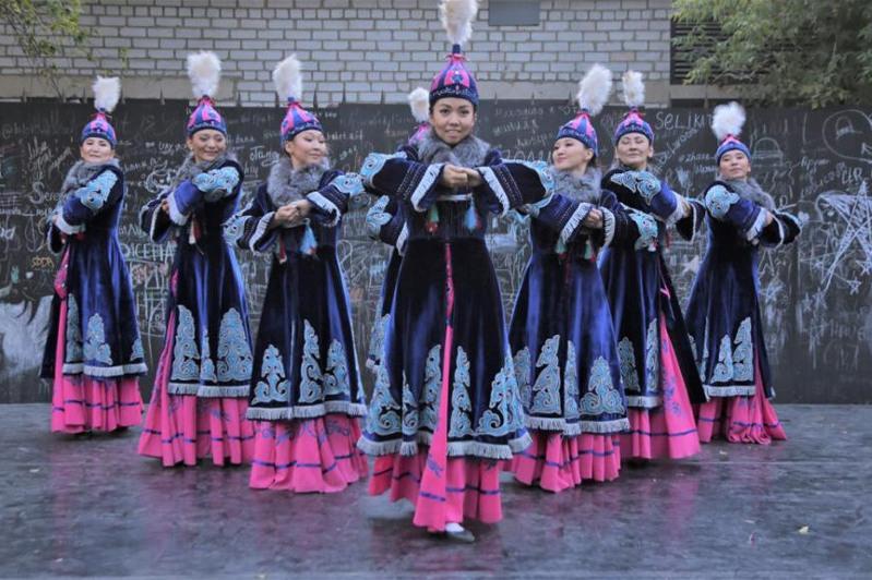 Государственный театр танца «Наз» открыл очередной концертный сезон