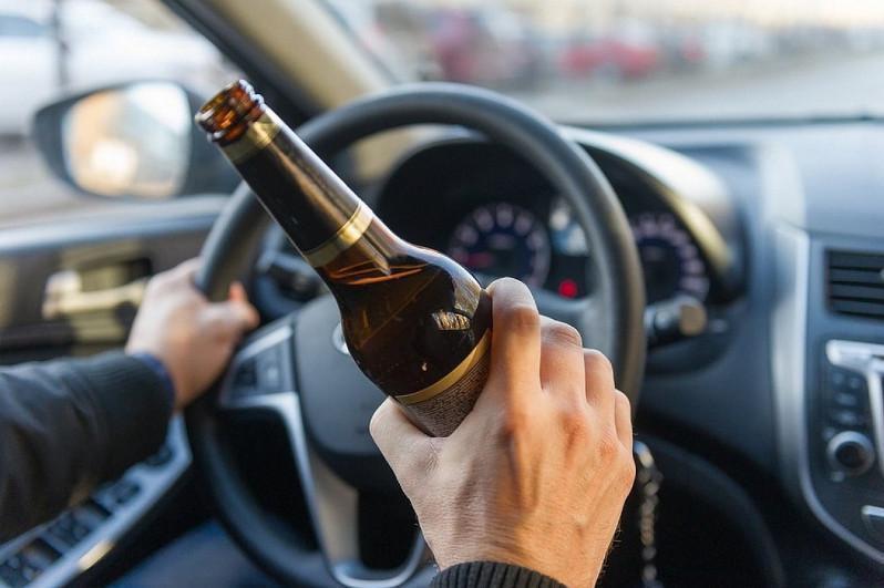 Около 800 нетрезвых водителей выявили на дорогах в СКО
