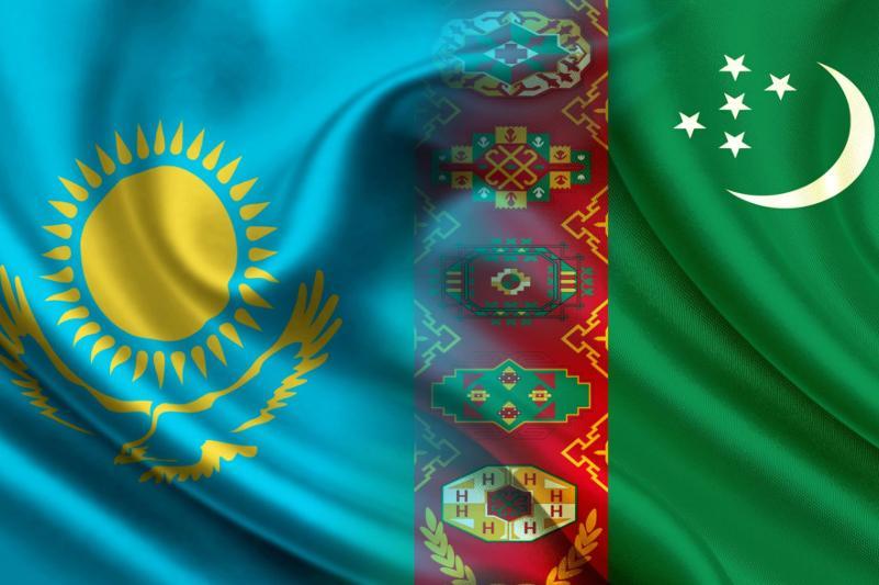 Основные вехи в отношениях Казахстана и Туркменистана