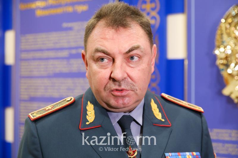 Тараздағы әскери қоймадағы жарылыс: Юрий Ильин тың деректерді жариялады