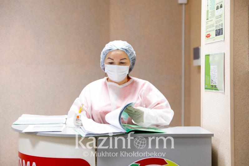 1719 заболевших коронавирусом выявлено в Казахстане за сутки