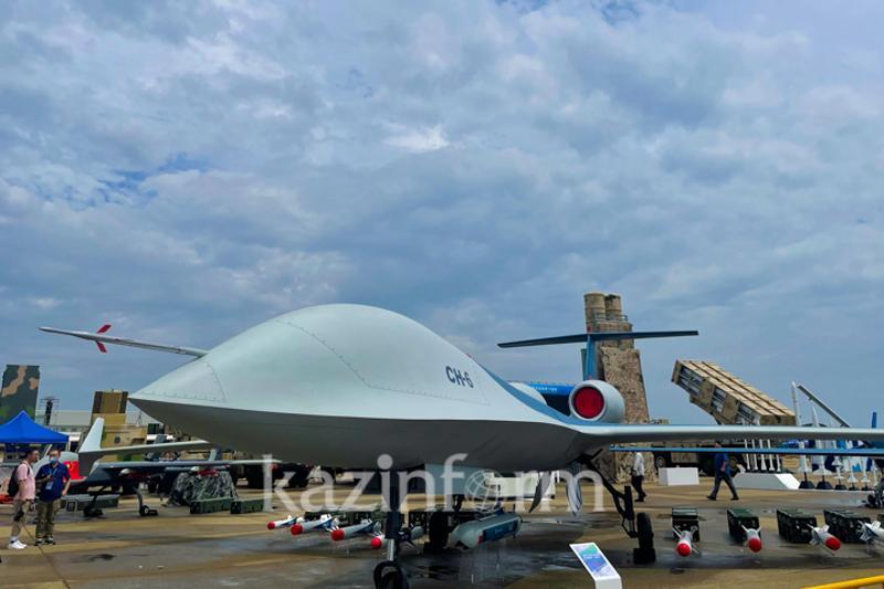 Қытайда Airshow China 2021 халықаралық әуе салоны ашылды